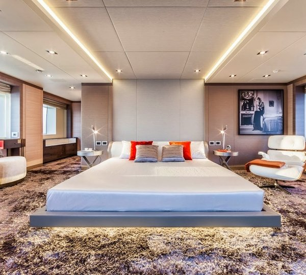 Yacht PANTHERA A Benetti Superyacht CHARTERWORLD Luxury